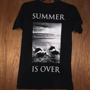 Devin Ghost Sola Worn Doll Summer Is Over Tee